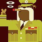 Major Winston Bulldog by drawgood
