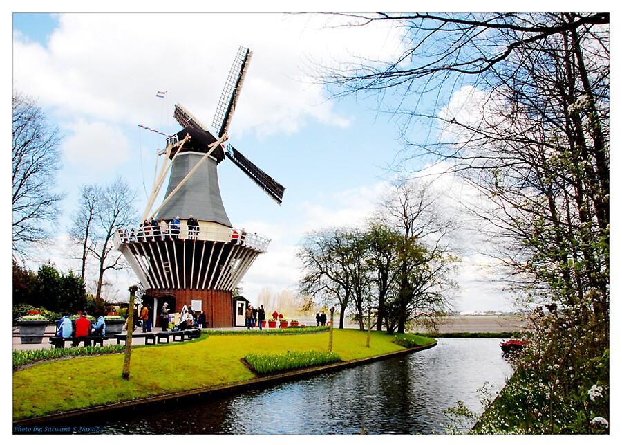 Wind Mill by satwant