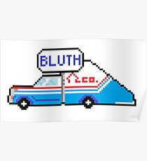 Bluth Stair Car Poster