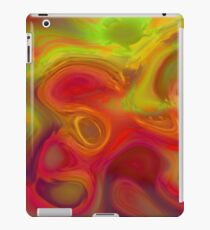 Scenic background 4 iPad Case/Skin