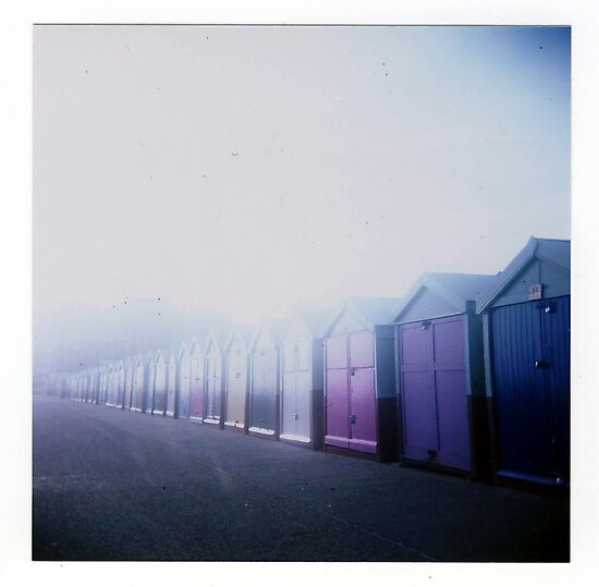 Brighton Blues by Catherine Hadler