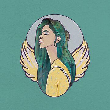 spread ur wings & fly by FUNtazia