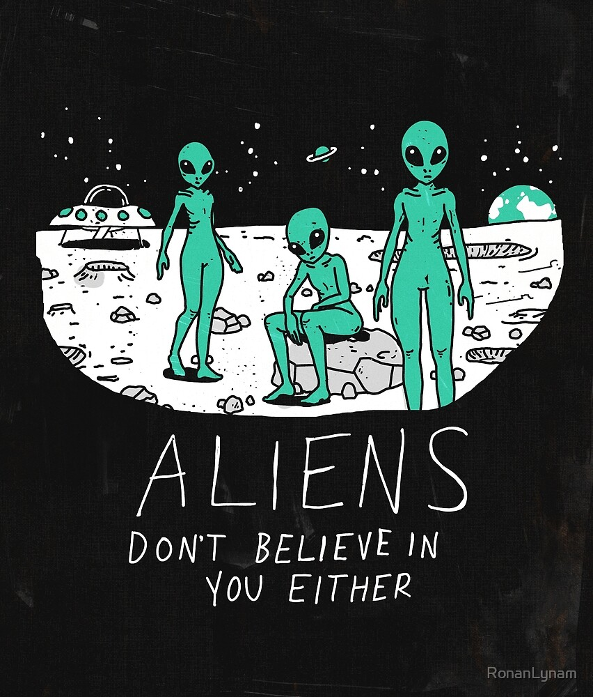 Aliens by RonanLynam