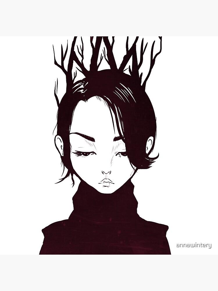 Waldkönigin von annawintery