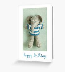 Edgar birthday Greeting Card