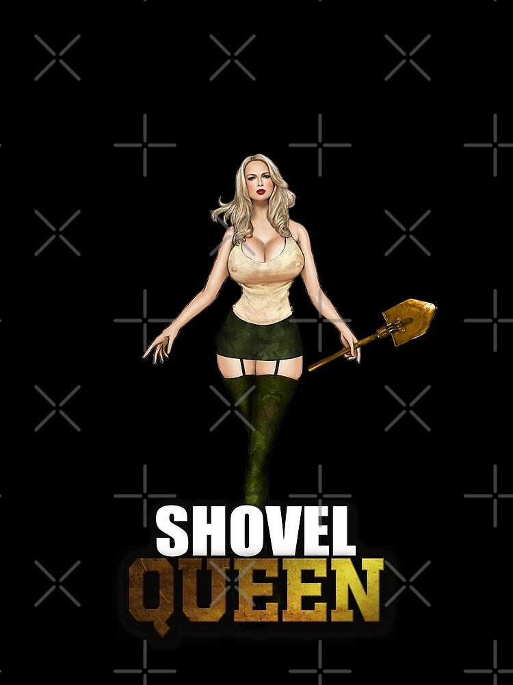 Shovel Queen by proeinstein