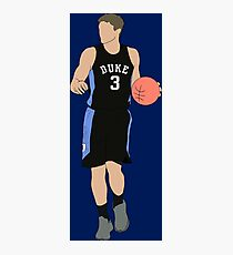 Grayson Allen Dribbling Photographic Print