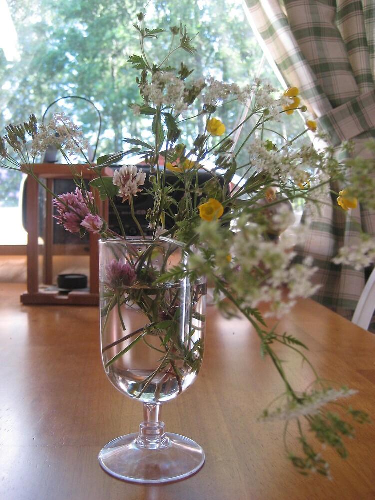 Country flowers by CarolineSofia