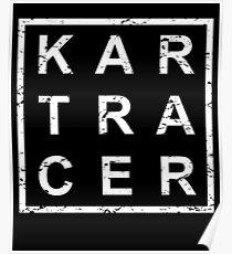 Stylish Kart Racing Poster