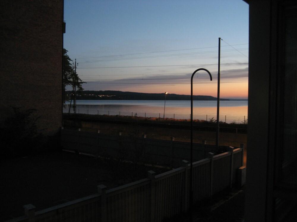 View from my window by CarolineSofia