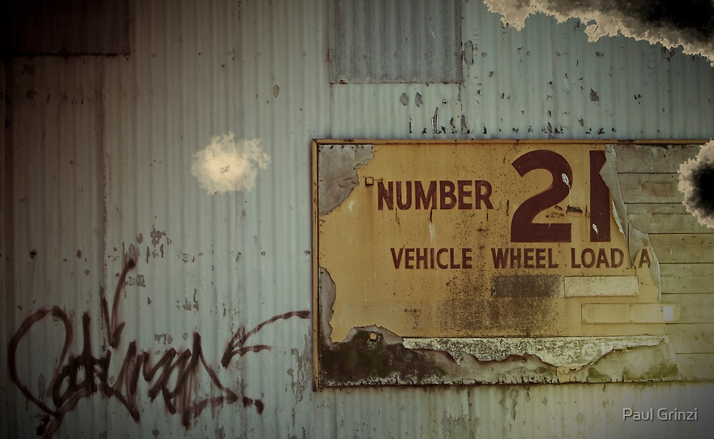 Vintage 21 by Paul Grinzi