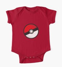 Pokeball One Piece - Short Sleeve