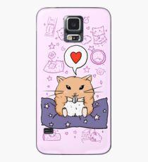Hamster Love Case/Skin for Samsung Galaxy