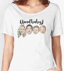 KkandbabyJ (black) Women's Relaxed Fit T-Shirt