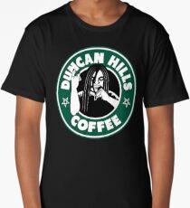 Duncan Hills Coffee Long T-Shirt