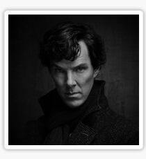 Benedict Cumberbatch Sherlock Holmes Sticker
