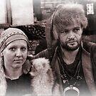 Viking in York #51 and #52, Monika and Jacek by GrahamCSmith
