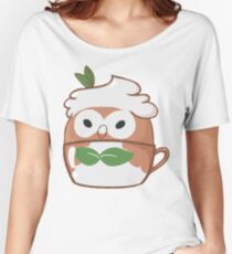 rowlet mug Women's Relaxed Fit T-Shirt