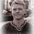 Viking in York #45, Jakub Piotrowski by GrahamCSmith