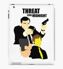 The Office - Threat Level Midnight iPad Case/Skin
