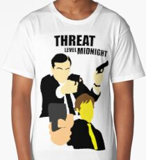 The Office - Threat Level Midnight Long T-Shirt