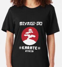 karate kid Slim Fit T-Shirt