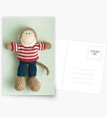 mr minky Postcards