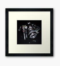 Nikon D70 Framed Print