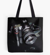 Nikon D70 Tote Bag