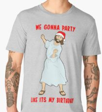 GO JESUS! ITS YOUR BIRTHDAY! Men's Premium T-Shirt