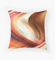 Intertwined Abstract Floor Pillow