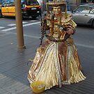 70 - LA RAMBLA, BARCELONA - DAVE EDWARDS - 2008 by BLYTHPHOTO