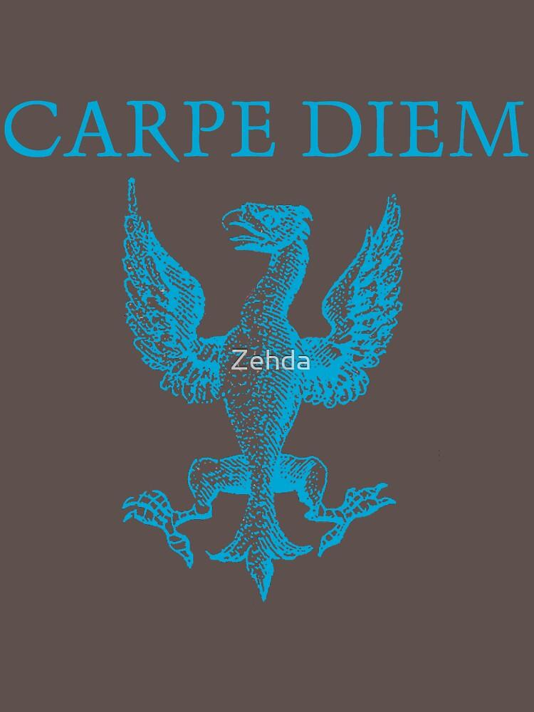 Carpe Diem Phoenix by Zehda