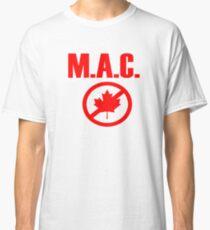 Millennials against Canada Classic T-Shirt