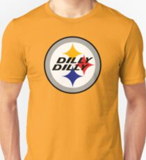 Bud Light Pit of Misery The Sequel  Dilly Dilly  Pittsburgh Steelers TV Commercial meaning philip rivers  Unisex T-Shirt