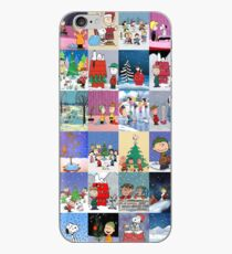 Peanuts Montage iPhone Case