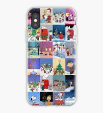 Peanuts Montage iPhone Case