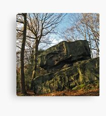 Adel Crag Canvas Print