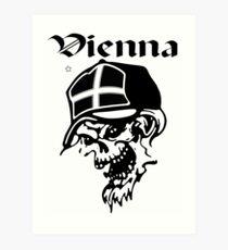 Vienna Austria Art Print