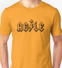 Agile - ACDC style Unisex T-Shirt