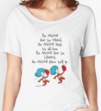 Dr Seuss Saids Women's Relaxed Fit T-Shirt
