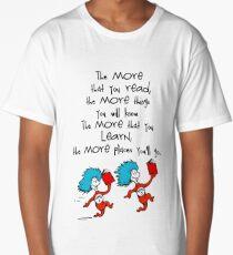 Dr Seuss Saids Long T-Shirt