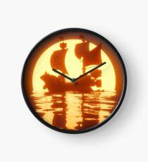 Thousand Sunny Clock