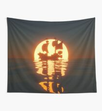 Thousand Sunny Wall Tapestry