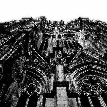 Cologne Cathedral... by CallJoe