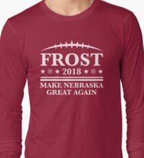 scott frost shirt - Frost '18 - Make Nebraska Great Again T-Shirt