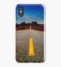 Monument Valley, USA iPhone Case