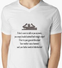 Monty Python Holy Grail French Insult T-Shirt