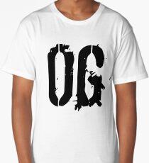 OG Slogan Long T-Shirt
