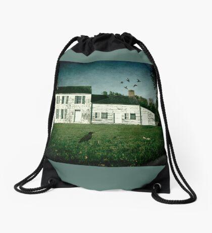 The Craig House II Drawstring Bag